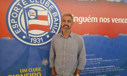 Marcelo Vilhena é o novo gerente da base tricolor