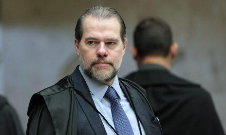 Restrição ao foro privilegiado: Toffoli diz que no dia 27 libera ação para julgamento