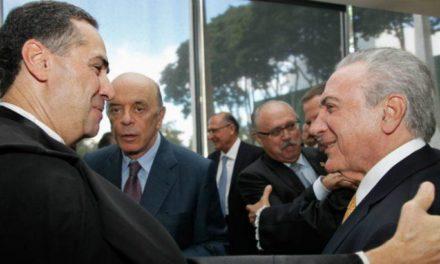 Barroso quebra sigilo bancário de Temer; presidente garante divulgação total
