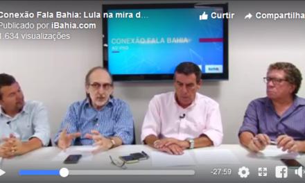 Fala Bahia: Lula na mira do STJ e Temer na mira do STF
