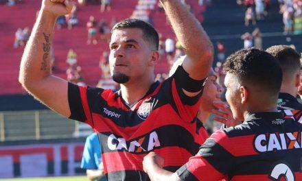 Vitória vence Jacobina com gols de André Lima e avança às semifinais