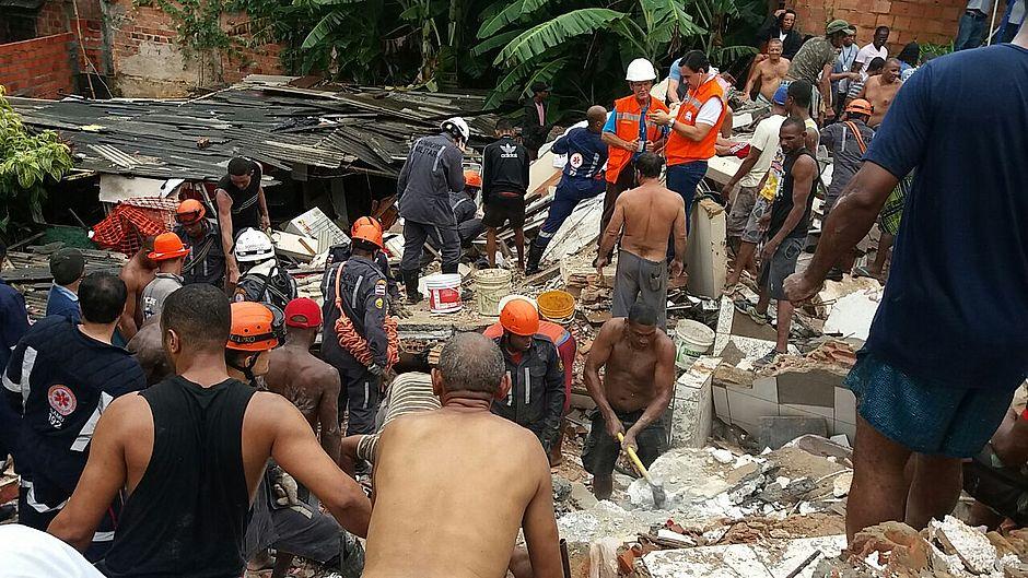 Chuvas em Salvador: Esclarecimento sobre tragédia que aconteceu em comunidade de Pituaçu