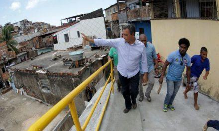 Contenção de encostas beneficia 4,7 mil moradores de Boa Vista do São Caetano