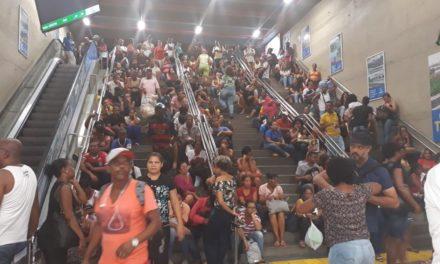 Após apagão, energia é totalmente restabelecida na Bahia, diz Coelba