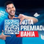 Nota Premiada Bahia divulga ganhadores do mês de outubro