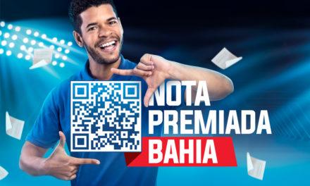 Nota Premiada Bahia sorteia R$ 2 milhões em junho