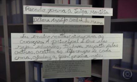 Professora com Down rebate crítica de desembargadora que publicou fake news sobre Marielle: 'Quem discrimina é criminoso'