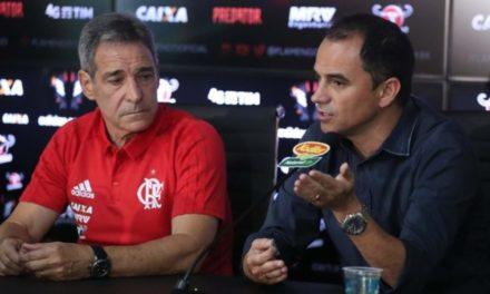 Rodrigo Caetano e Paulo César Carpegiani são demitidos do Flamengo