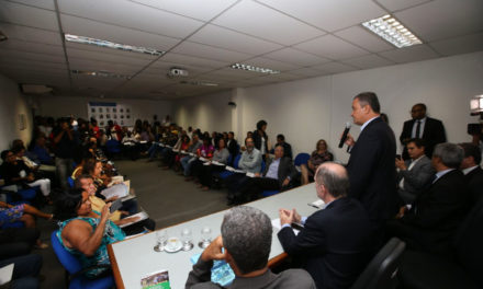 Rui participa de reunião do Conselho Estadual de Desenvolvimento Territorial