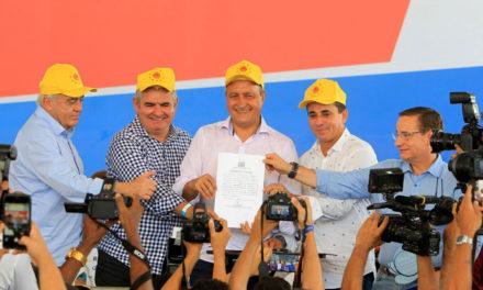 Rui celebra 400 viagens ao interior com entregas em Santo Estêvão