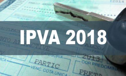 Desconto de 5% no IPVA para veículos com placa de final 2 termina nesta quarta