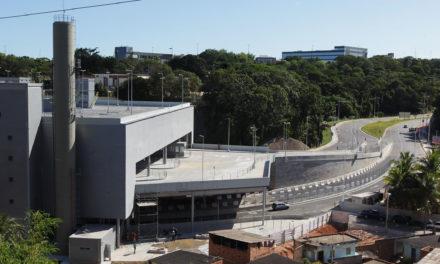 Com capacidade para 280 mil passageiros, terminal de Pituaçu é inaugurado