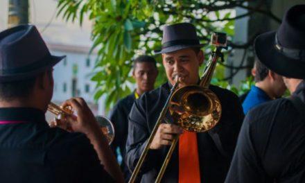 Trombone di Buteco se apresenta no encerramento das atividades do Verão na Colilna