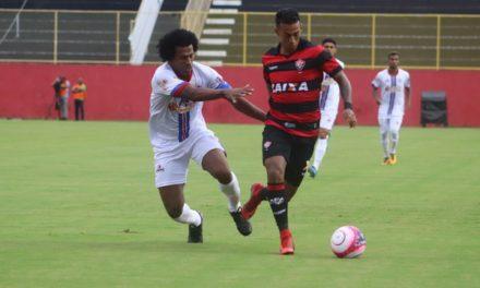 Neilton, duas vezes, e Uillian Correia garantiram o Vitória nas finais do Baianão 2018