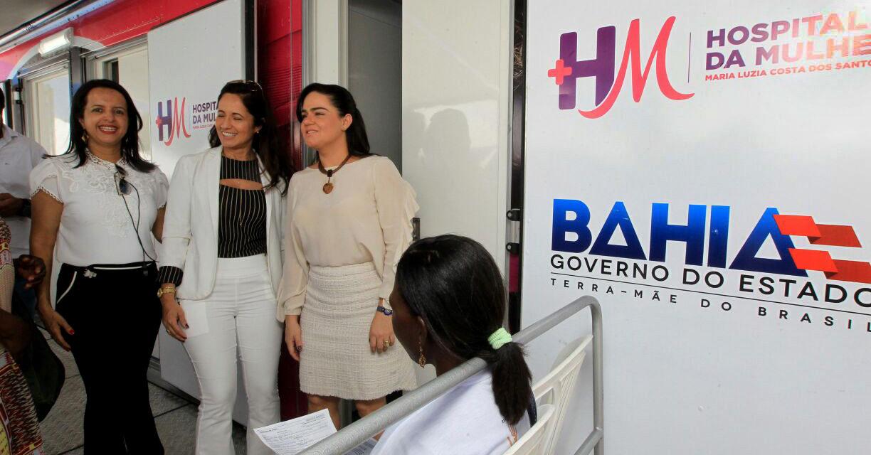 Voluntárias Sociais realizam feira de saúde e cidadania em Ituberá