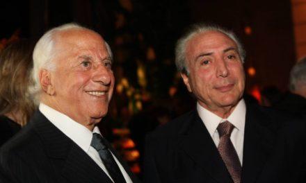 Operação da PF no setor de portos leva à prisão amigos de Temer, ex-ministro e empresário