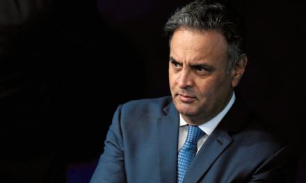 Ministro Marco Aurélio inclui na pauta de julgamento inquérito contra Aécio Neves e mais três