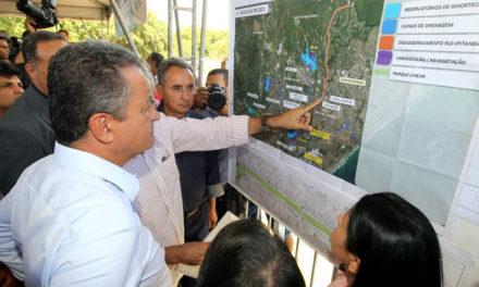 Autorizadas obras de macrodrenagem nos rios Joanes e Ipitanga