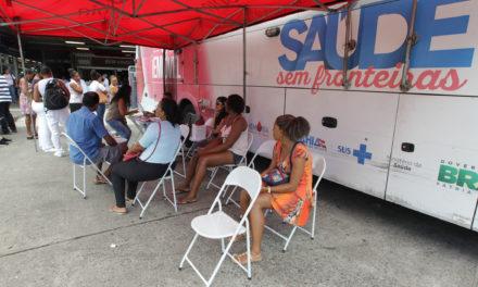 Hemoba promove coleta de sangue na Estação da Lapa