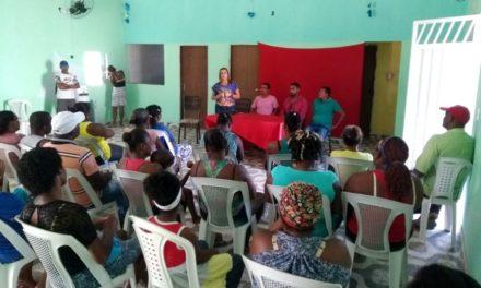 Visitas técnicas antecedem construção de novas casas em quilombos da Bahia
