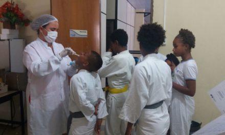 BCS Calabar oferece avaliação médica a crianças atendidas por projetos da unidade