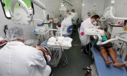 Feira Cidadã leva serviços de saúde ao município de Catu