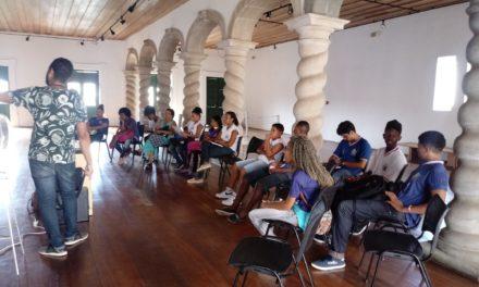 LabDimus promove oficina de mangá em parceria com estudantes