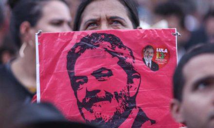 Lula em contagem regressiva para ser preso