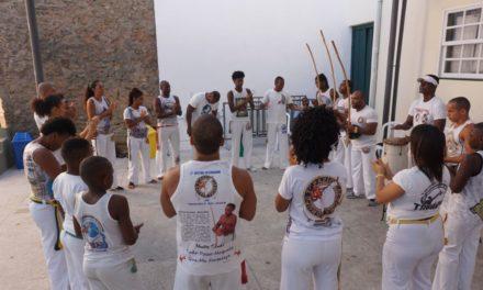 Governo do Estado vai financiar projetos de apoio à capoeira