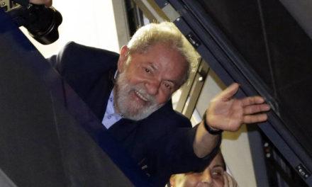 Lula responde a seis ações penais e é alvo de duas denúncias