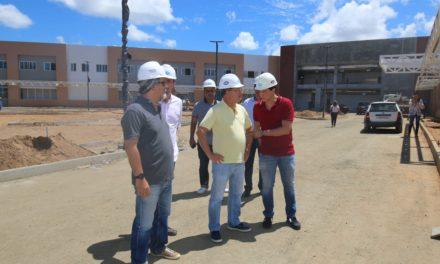 Até próximo mês de junho, Governo da Bahia inaugura novo hospital na capital