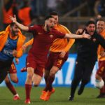 Roma 'remonta' no Olímpico e elimina Barcelona da Champions League