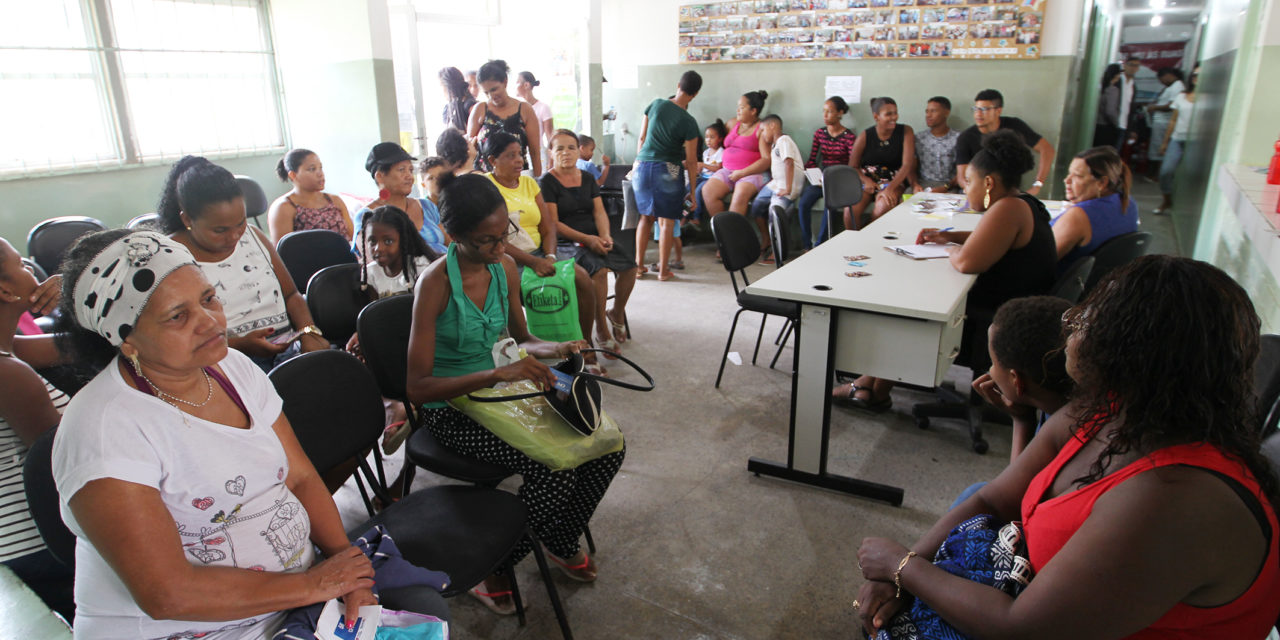 Narandiba recebe serviços da Caravana da Justiça Social