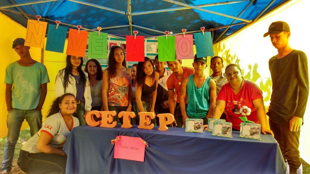 Estudantes de Santa Maria da Vitória realizam estudo sobre o território