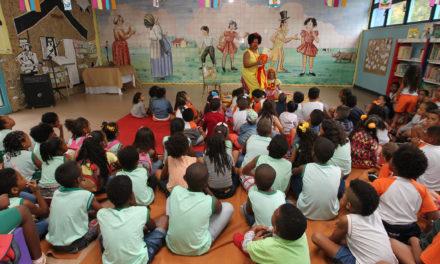 Bibliotecas Monteiro Lobato e de Extensão comemoram aniversário