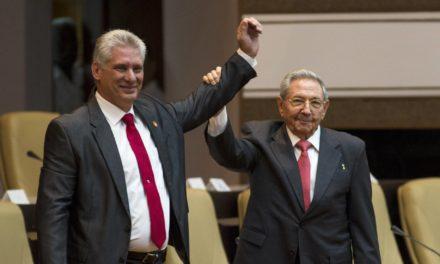 """Novo presidente de Cuba: """"Seremos fiéis ao legado de Fidel Castro"""""""