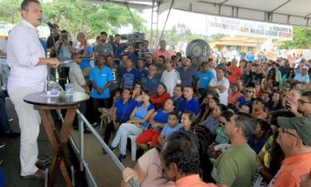 Em Eunápolis, autorizadas restauração de rodovia e implantação de sistema de água