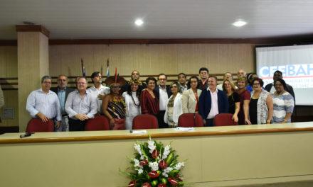 Empossados novos membros do Conselho Estadual de Educação da Bahia