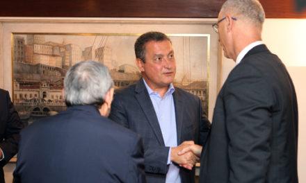 Governo do Estado discute parceria bilateral com embaixador de Israel