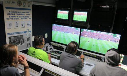 Brasileiro será um dos 13 árbitros assistentes de vídeo da Copa