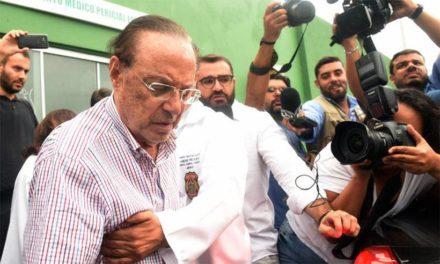 Laudo oficial conclui que Maluf pode cumprir pena na Papuda