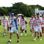 Bahia divulga lista de jogadores relacionados para o jogo com o Santos, neste sábado