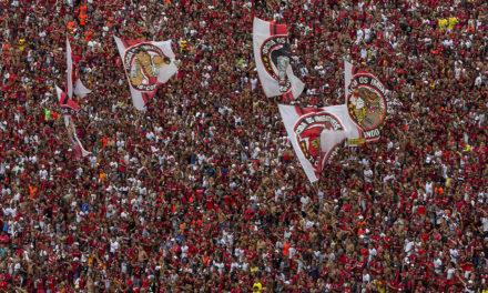 Vitória inicia venda de ingressos e convoca torcida para lotar o Barradão no Ba-Vi de domingo