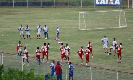 Bahia inicia treinamentos nesta terça (03) para o Ba-Vi decisivo no domingo