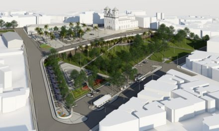 Prefeitura inicia obras de requalificação da Colina Sagrada nesta sexta (27)