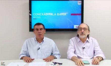 O âncora Emmerson José e Fernando Cabús falam sobre o STF