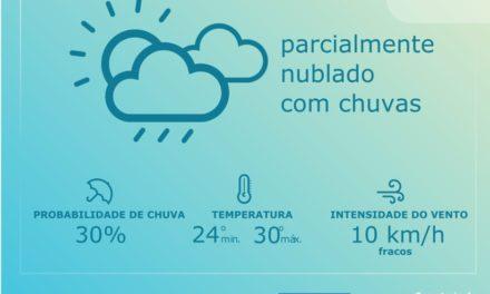 Codesal – Operação Chuva 2018,domingo (22)