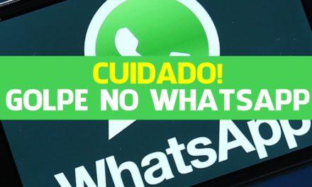 Cuidado! Confira alerta para evitar armadilha de golpistas via WhatsApp