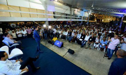 Conselheiros comunitários das Prefeituras-Bairro são empossados em solenidade concorrida
