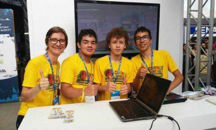 Estudantes de Conquista têm projeto inserido na plataforma de boas práticas educacionais do MEC